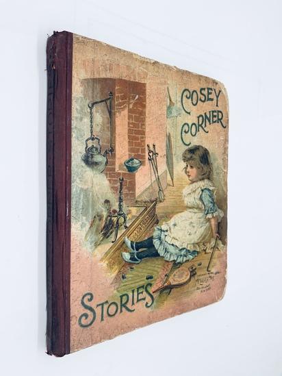 COSEY CORNER STORIES (1897) Antiquarian Children's Book