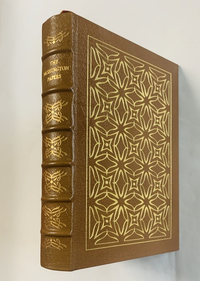 The WASHINGTON PAPERS - Private Writings of George Washington EASTON PRESS Collector's Edition