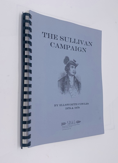 THE SULLIVAN CAMPAIGN by Ellsworth Cowles - American Revolution - Native American Studies