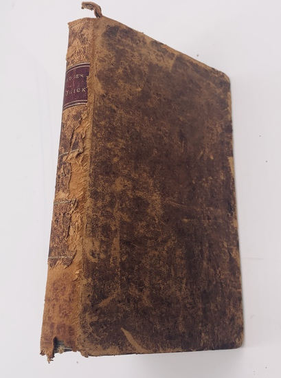 Elements of LOGICK by Levi Hedge (1818) Different Modes of Reasoning