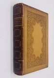 A Gallery of Distinguished English and American Poets (1859) with 100 Engravings - VERY NICE BINDING
