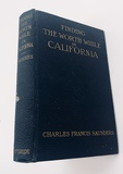 Finding the Worth While in CALIFORNIA (1923) TRAVEL GUIDE Northern Pacific RR