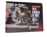 1941: A World at War by USPS with Commemorative STAMPS