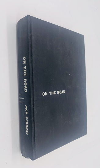 ON THE ROAD by Jack Kerouac (1957) Viking Press