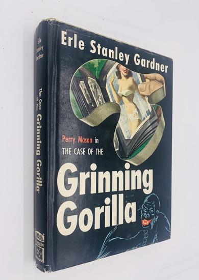 The Case of the Grinning Gorilla by Erle Stanley Gardner (1952)