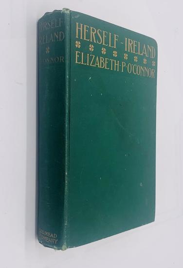 HERSELF - IRELAND by Elizabeth P. O'Connor (1918)