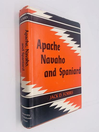 APACHE, NAVAHO, and SPAINIARD (1982) University of Oklahoma Press