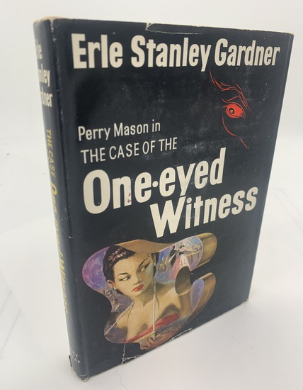 The Case of the One-Eyed Witness by Erle Stanley Gardenr (1953)