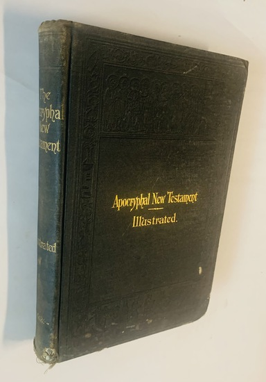 The Apocryphal Books of the New Testament (c.1880)