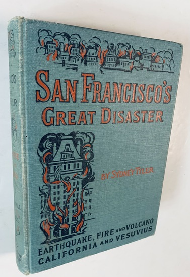 San Francisco's Horror of EARTHQUAKE AND FIRE (1908)