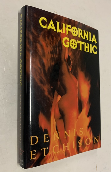 SIGNED LIMITED California Gothic by Denis Etchison (1995) SIGNED Limited to 750 Copies