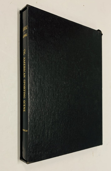 SIGNED LIMITED The American Sporting Scene (1941) One of 500 Copies