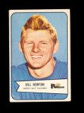 1954 Bowman Football Card #34 Bill Howton Green Bay Packers. VG/EX - EX Con