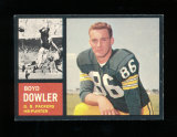 1962 Topps Football Card #71 Boyd Dowler Green Bay Packers. EX/MT-NM Condit