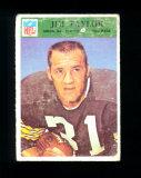 1966 Philadelphia Football Card #89 Hall of Famer Jim Taylor Green Bay Pack