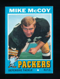1971 Topps Football Card #248 Mike McCoy Green Bay Packers. EX/MT-NM Condit