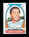 1972 Topps Football Card (Very Very Scarce High Number) #264 All Pro Hall o