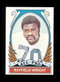 1972 Topps Football Card (Very Very Scarce High Number) #266 All Pro Hall o