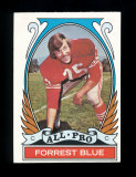 1972 Topps Football Card (Very Very Scarce High Number) #269 All Pro Forres