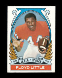 1972 Topps Football Card (Very Very Scarce High Number) #274 All Pro Hall o