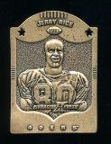 1997 Pinnacle X-press Metal Works Bronze Football Card #11 of 20 Hall of Fa