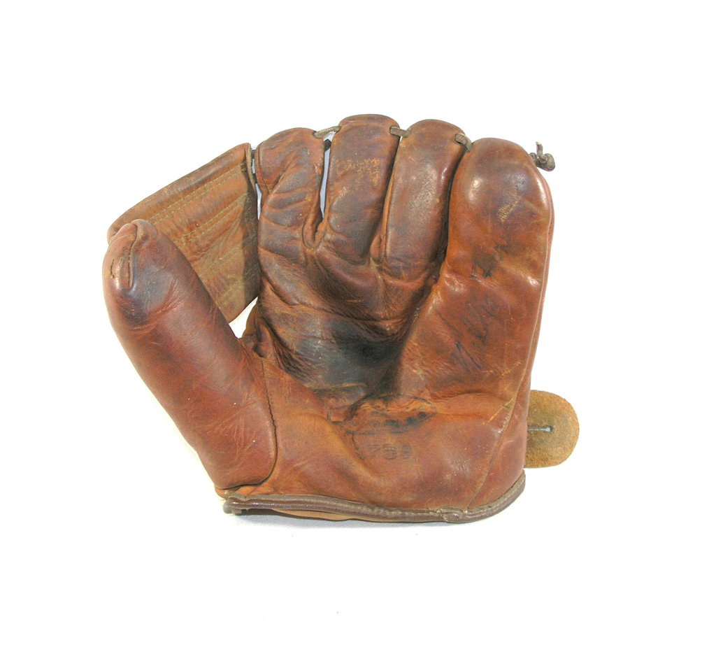 1950s JC Higgins (Sears & Roebuck) #1759 Nellie Fox Baseball Glove.