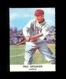1961 Golden Press Baseball Card #30 Hall of Famer Tristram