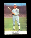1961 Golden Press Baseball Card #31 Hall of Famer Napoleon Lajoie Cleveland