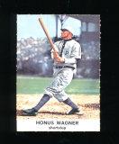 1961 Golden Press Baseball Card #32 Hall of Famer Honus Wagner Pittsburgh P