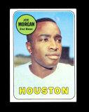 1969 Topps Baseball Card #35 Hall of Famer Joe Morgan Houston Astos. EX to