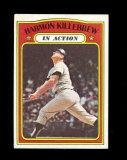 1972 Topps Baseball Card #52 Hall of Famer Harmon Killebrew Minnesota Twins