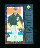 1994 Upper Deck STAR ROOKIES Baseball Card #19 Micheal Jordan Chicago White