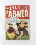 1948 Lil Abner Comic Book Number 65 August Issue. Complete, Has loose cover