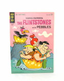 1964 March #17 Hannah-Barbera Gold Key Published The Flintstones With Pebbl