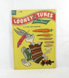 1953 #140 Dell Comics June Looney Tunes Merrie Melodies Comic Book.Was Fold