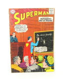 1965 DC Comics Superman Number 176 Superman 's Day Of Truth Having Been Swo