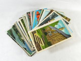 Lot Of Approximatly 100 Vintage Mixed Post Cards From Different Locations A