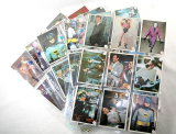 (42) 1966 20th Century Productions Batman The TV Series Trading Cards.