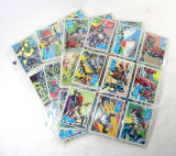 (36) National Periodical Publications Animated Batman Trading Cards.