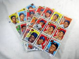 (45) 1994 Archives 1954 Baseball Cards Featuring Aaron, Lasorda And Skowron