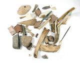 Lot of Several Primative Native American items.