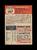 1953 Topps Baseball Card Short Print #147Hall of Famer Warren Spahn Boston Image 2