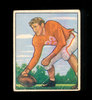 1950 Bowman Football Card #72 Bill Johnson San Francisco 49ers. VG-EX to EX