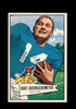 1952 Bowman Large Football Card #79 Robert Hoernschemeyer Detroit Lions. EX