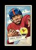 1952 Bowman Large Football Card #123 Eddie Price New York Giants. EX to EX-