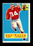 1956 Topps Football Card #110 Hall of Famer Joe Perry San Francisco 49ers.