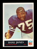 1965 Philadelphia Football Card #89 Hall of Famer Dave