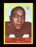 1967 Philadelphia ROOKIE Football Card #43 Rookie Hall of Famer Leroy Kelly