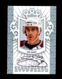 2009 Sportkings Autograph/Memorabillia Hockey Card #A-JS1 Silver Version Ji