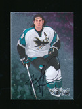 1998 In The Game Inc Autoraphed Hockey Card #270 Mike Ricci. Near Mint to M